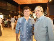 Alexandre Frota e Aroudo Rodrigues