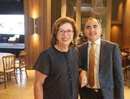 Cibeli Marinello e Ricardo Ventura
