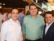 Germano Belchior, Joao Jorge Cavalcante e Germano Albuquerque