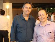 Rodrigo Jereissati e Luciano Montenegro
