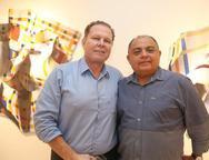 Julinho Ventura e Teodoro Santos