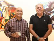 Murilo Parente e Marcos Sales