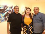 Jose Guedes, Maisa e Teodoro Santos