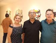 Ironete de Paula, Roberto Galvao e Sebastiao de Paula