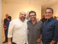 Marcio Ary, Mario Wilson e Batista Fontenele
