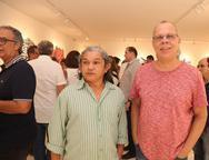 Gerson Ipiraja e Eduardo Eloy