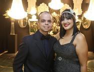 Felipe Nogueira e Luna Iparaja