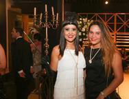 Gisele Leal e Ana Clara Mourao