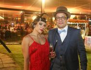 Ingrid Serafin e Rodrigo Viriato