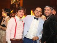 Joao Lima, Felipe Naur e Yuri Costa