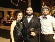 Livia Herculano, Luiz Vitor Torres e Daniel Herculano