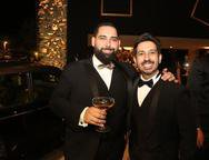 Luiz Victor Torres e Felipe Adjafre