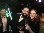 Luiz Victor Torres e Mariah Fujita