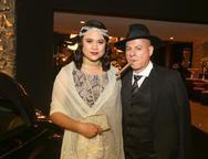 Monica Veras e Joao Furlan