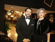 Quincys Queiroba e Andreia Monteiro