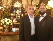 Rogerio e Luiz Victor Torres