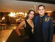 Viviane Castro e Felipe Cicconato