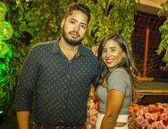 Ramnon Tavares e Jessica Marques