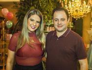 Renata e Guilherme Araripe