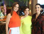 Lorena Louren�o, Viviane Martins e Daniele Linheiro