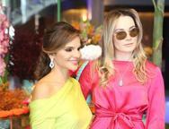 Viviane Martins e J�lia Okendo