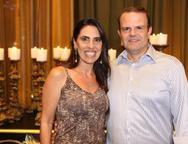 Rossana Romcy e Alexandre Ortiz