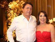 Aniversário de Idézio Rolim e Maryana Canamary