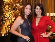 Cristina Machado e Flávia Marques