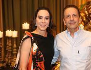 Crsitine e Pedro Ary