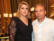 Cláudia e Andre Aguiar