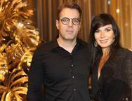 Andre Mourão e Márcia Carvalho