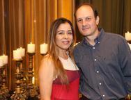 Mariana e Alex Boscoe