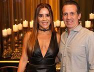 Cinthya e Luciano Feitosa