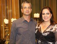 Pedro Jorge e Jeritza Fontnelle