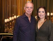 Roberto e Cláudia Gradvohl