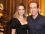 Marília e Fred Carvalho