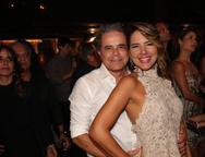 Ivan Bezerra e Ana Carolina Fontnelle