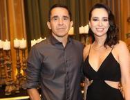 Júlio Saraiva e Luciana Lobo