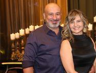 Andre Vieira e Carla Rolim