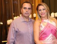 Aloísio e Raquel Cavalcante