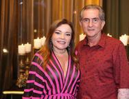 Samara e Ronald Dias