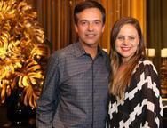 Fernando Novaes e Ana Virginia Furlani