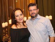 Emanuelle e Andre Machado