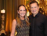 Denise Pinheiro e Carlos Pimentel