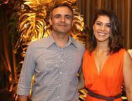 João Paulo Gurgel e Camila Campos