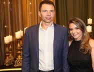 Fábio Gondim e Michelle Nunes