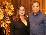 Érika Campos e Juarez Cordeiro