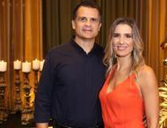 Marcelo e Suzana Fiuza