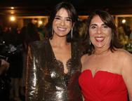 Mariana Rolim e Suça Canamary