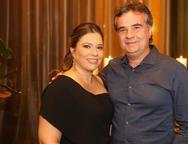 Ana Cláudia e Luis Carlos Aguiar